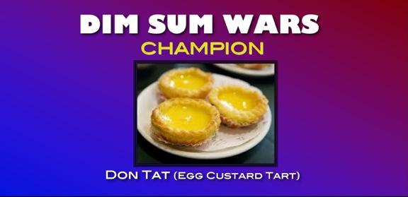 Dim Sum Wars CHAMP