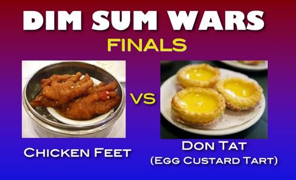 Dim Sum Wars Finals